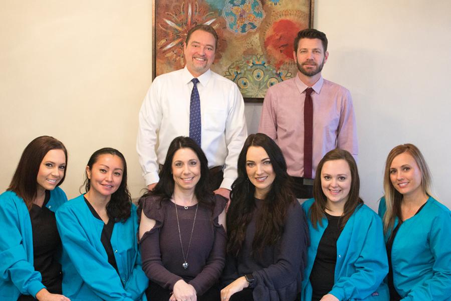 Dental Team Mesa dental practice