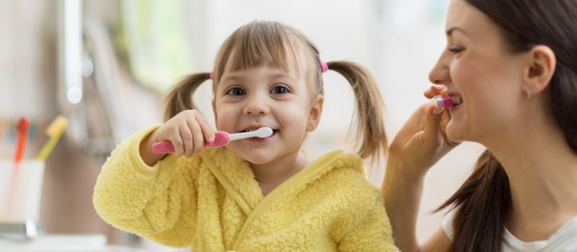 It's time to replace your child's toothbrush