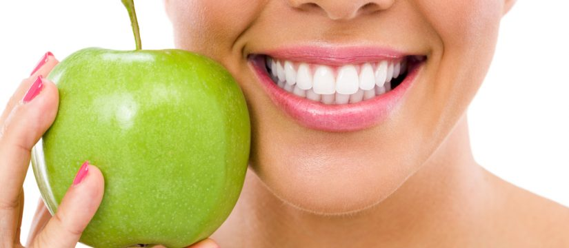 Good nutrition, good oral health
