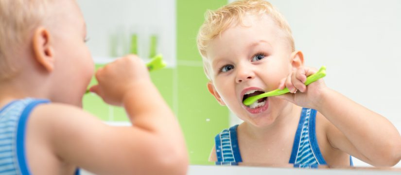 Dental hygiene for kids during the pandemic