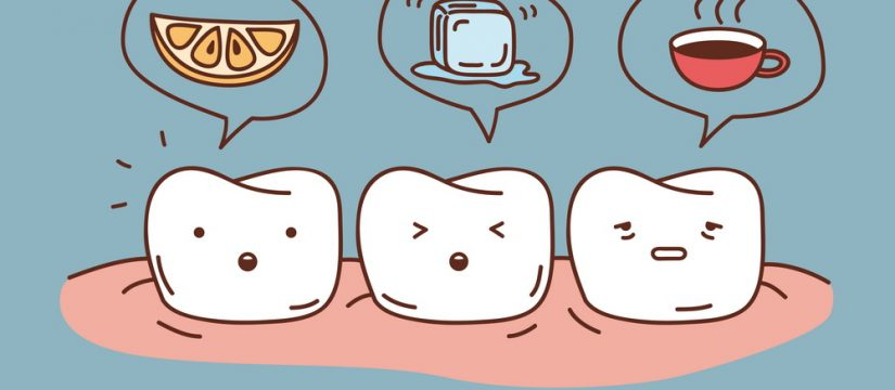 Sensitive teeth – Causes